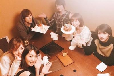 篠田麻里子と横浜流星の合コン画像