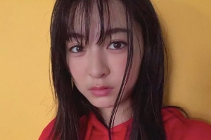 成田愛純のかわいい画像、宇多田ヒカルに似てる