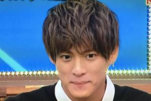 平野紫耀の髪型の最新画像