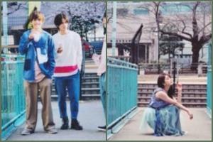 平野紫耀と同じ場所で平祐奈が撮影