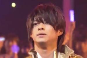 平野紫耀の2017年序盤の髪型と髪色:黒髪