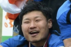 稲垣啓太の笑顔の画像