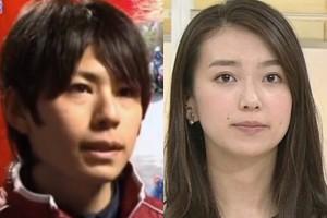 和久田麻由子アナと夫の結婚生活