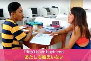 フワちゃんがフィリピン留学中の動画で彼氏はいないと話していた