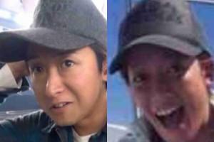 大野智と夏目鈴の匂わせ画像:帽子