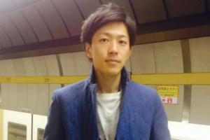 成田凌の兄・成田健人のプロフィール画像