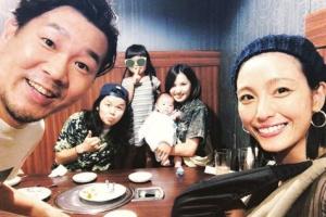 スタイリストの森本裕治は木下優樹菜と藤本敏史夫婦と家族ぐるみの付き合いがあった。
