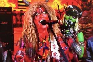 長瀬智也と桐谷健太が映画で共演:バンド「地獄絵図」