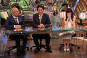 指原莉乃と安倍首相は会食もする仲だった!