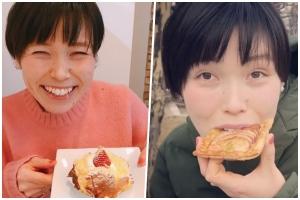 尼神インター誠子のダイエット方法:時には甘い物や外食もしていた