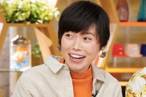 尼神インター誠子は2019年11月放送の番組で1年で10キロ痩せたと告白した