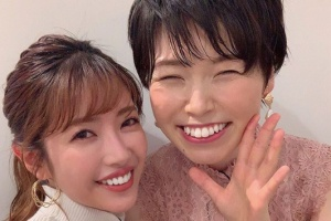 尼神インター誠子は2019年9月放送のヒルナンデスで7キロの減量に成功したことを告白していた