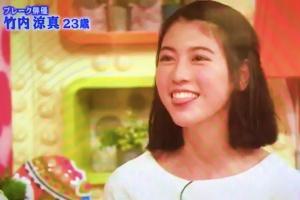 竹内涼真と三吉彩花:2016年8月、メレンゲの気持ちで共演