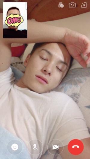 川西拓実の寝顔画像の元になった写真