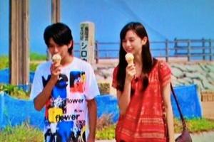 佐藤勝利と中条あやみはドラマ「SUMMER NUDE」で恋人役で共演