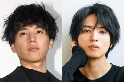坂東龍汰と桐山漣がどのくらい似ているのか画像で比較 正面